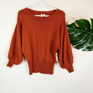 Moth Anthropologie sweater